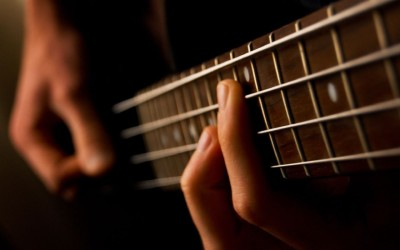 Bass Guitar Lessons Now Available Monday-Saturday